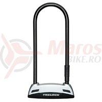 Lacat U-lock Trelock B3 silver L300 nivel 3/6