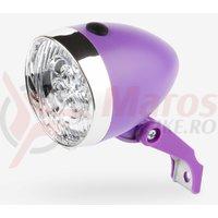 Lampa fata Le Grand Sunlight II, 3 leduri violet