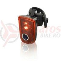 Lampa spate Sirius B XLC CL-R23, 2 LED, USB