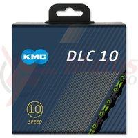 Lant KMC DLC 10 negru/verde