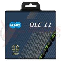 Lant KMC DLC 11 negru/verde