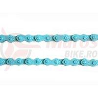 Lant KMC-K710 BMX albastru 1v 1/2*1/8