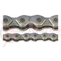 Lant KMC-K710 BMX argintiu 1/2x1/8 100 zale