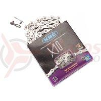 Lant KMC-X10.93 10v 114z 1/2*1 1/128 X2Bridge argintiu