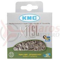 Lant KMC X11 SL silver 118 zale