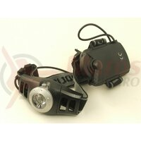 Lanterna Fata - headlamp / pe cap - 1 LED 3W
