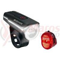 Lumina set fata/spate SIGMA LED SetAura 60 USB / Nugget II
