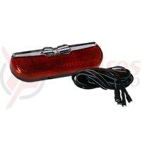 LED dynamo rear l.TrelockDuo Flat Signal LS 614,Duo Flat Signal,6-12V