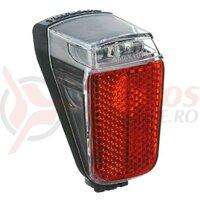 Lumina spate LED dinam Trelock Duo Top LS 633, black