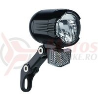 LED headlight Shiny 120 w. mount approx. 120 lux eBike version