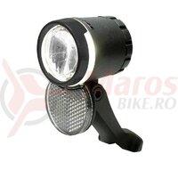 Far fata LED Trelock Bike-i Veo LS 232/20 Dinam, negru