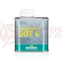 Lichid de frana dot 4 Motorex 250g