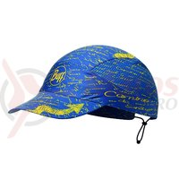 Lite Cap Buff Camino Signal Royal Blue