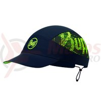 Lite Cap Buff R-Flash Logo Black