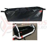 loading space bag Fahrer Bowl for Bullitt Cargo bikes, black