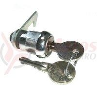 locking cylinder with key for coupling hub Peruzzo Pure Instinct