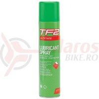 Lubrifiant cu teflon Weldtite TF2 Spray 400ml