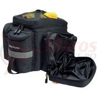 Luggage c.bag Rackpack 2 Plus blk, 12-16 ltr, ca. 900g 0267RB
