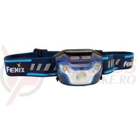 Lumina Fenix Light Headlight HL26R Led 450 lumeni albastra