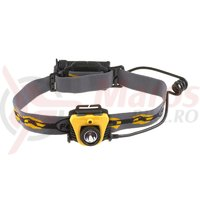 Lumina Fenix Light Headlight HP01 Led 210 lumeni galbena