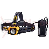 Lumina Fenix Light Headlight HP30 Led 900 lumeni galbena