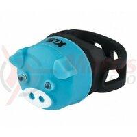 Lumină spate Kellys Piggy, albastru