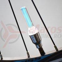 Lumina ventil Bikeforce-albastru-cu senzor de miscare