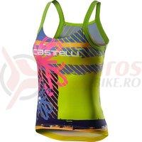 Maiou Castelli UPF 0-TOP multicolor