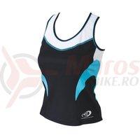Maiou Shimano Indoor femei negru/albastru