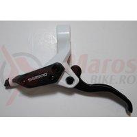 Maneta de frana Shimano Acera BL-M396W Stanga Hidraulice Alb