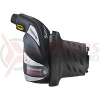 Maneta de schimbator dreapta Shimano Revo Shift SL-RS36 6-sp right