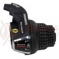 Maneta de schimbator Shimano Tourney SL-RS35-7R dreapta 7v