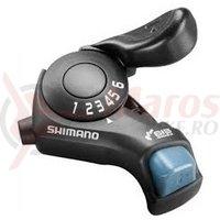 Maneta de schimbator Shimano Tourney SL-TX30-6R Dreapta 6v Vrac