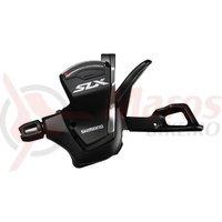 Maneta schimbator fata Shimano SLX SL-M7000-L 2/3v cablu 1800mm cu display