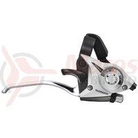 Maneta schimbator/frana Shimano ST-EF51-9R-4A, Dreapta 9v, cablu 2050mm, 4 degete, V-Brake