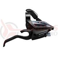 Maneta schimbator-frana Shimano Tourney ST-EF5002 - 3v, Stanga-Fata