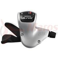 Maneta schimbator Shimano Alfine SL-S503 8v argintie