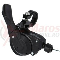 Maneta schimbator Shimano Deore SL-M5100 2V, stanga, 1,800mm, Rapidfire Plus