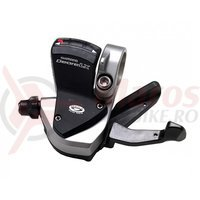 Maneta schimbator Shimano Deore SL-M571 3v cablu inclus