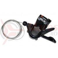Maneta schimbator Shimano SL-M660-A SLX L 3viteze