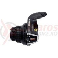 Maneta schimbator Shimano SLRS35LNBP stanga 3 viteze C