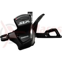 Maneta schimbator Shimano SLX  SL-M 7000 2/3v, stanga, 1800mm, Rapidfire, black