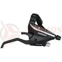 Manete schimbator/frana Shimano Acera ST-EF65-2A 3x9v Negru