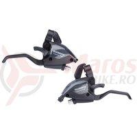 Manete schimbator+frana Shimano ST-EF51A 2A 3*9v