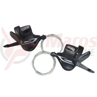 Manete schimbator Shimano Acera SL-M360 3x8v negre