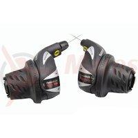 Manete schimbator Shimano SL-RS36 3*7v Tourney Revoshift