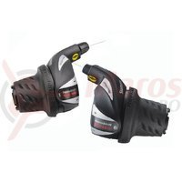 Manete schimbator Shimano SL-RS36 6*3v Tourney revoshift