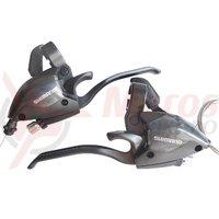 Manete schimbator Shimano ST-EF51A-4A 3*9v