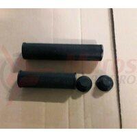 Mansoane 130mm + 90mm, negre