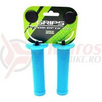 Mansoane BikeForce Flange BMX 138mm aqua